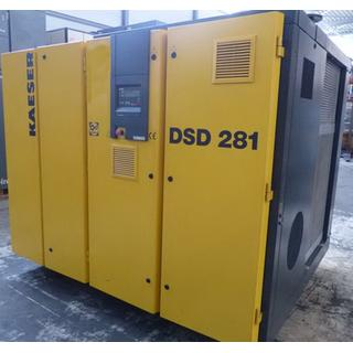 CHECKED - Air Compressors Oil Lubricated - Kaeser DSD 281