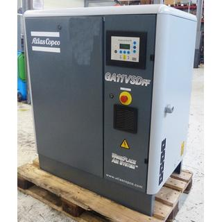 CHECKED - Air Compressors Oil Lubricated - Atlas Copco GA 11 VSD FF
