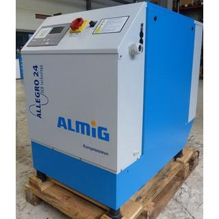 CHECKED - Air Compressors Oil Lubricated - Almig Allegro 24