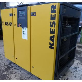 CHECKED - Air Compressors Oil Lubricated - Kaeser  BS 61