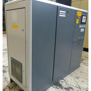 CHECKED - Air Compressors Oil Lubricated - Atlas Copco GA 18 VSD