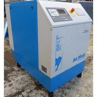 CHECKED - Air Compressors Oil Lubricated - Almig Belt 30