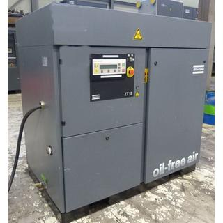CHECKED - Air Compressors Oil-free - Atlas Copco ZT 18