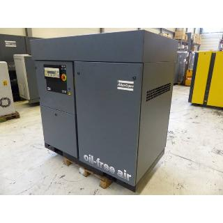 CHECKED - Air Compressors Oil-free  Atlas Copco  ZT37