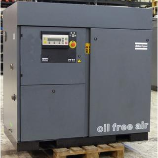 CHECKED - Air Compressors Oil Lubricated - Atlas Copco ZT 22