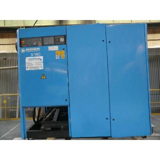 CHECKED - Air Compressors Oil Lubricated - Boge  S180