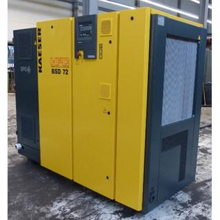 CHECKED - Air Compressors Oil Lubricated - Kaeser BSD 72 SFC