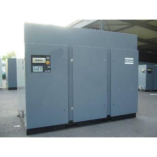 CHECKED - Air Compressors Oil Lubricated - Atlas Copco GA 250