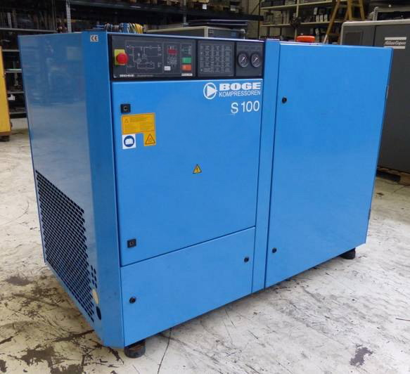 Used Compressors Oil Lubricated Compressors Checked