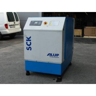UNCHECKED - Air Compressors Oil Lubricated - Alup SCK 52